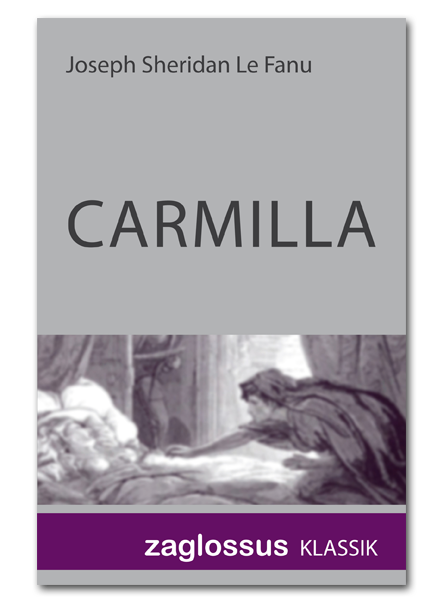 Cover Carmilla, Zaglossus Verlag